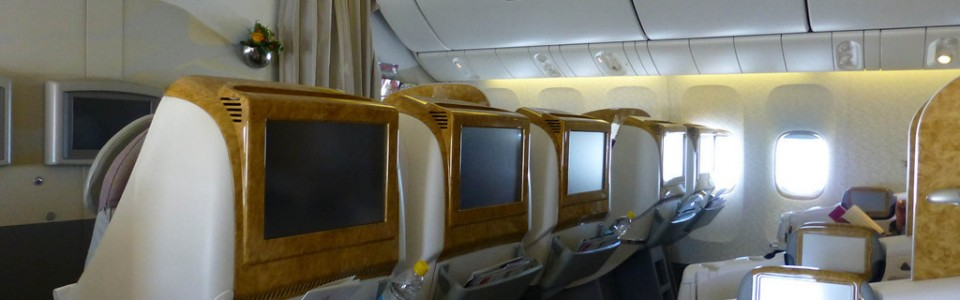 Our Business Class Experience with Emirates